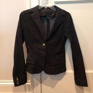 Lauren Jeans Co, Black Blazer, Size S